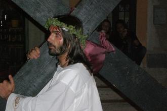 cristo passione castel sant'elia