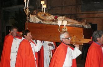 passione cristo castel sant'elia