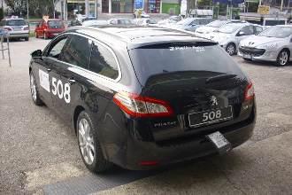 Motori Peugot 508