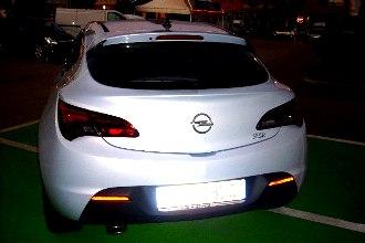 Motori Opel Astra GTC