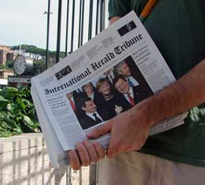 greenpeace giornale