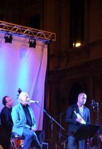 Gino Paoli Jazz festival Messina