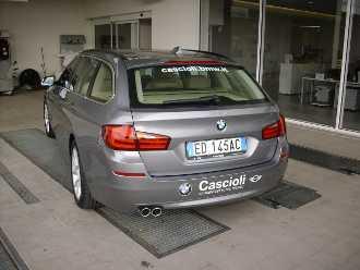 BMW TOURING 5 retro
