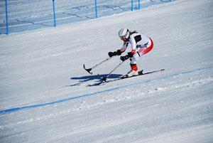 sport sci disabili coppa mondo sestriere