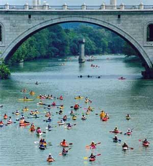canoa tevere sport