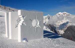 dolomiti festival sculture ghiaccio