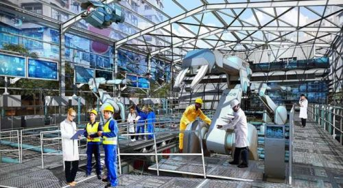 Francia: produzione industria +0,8%