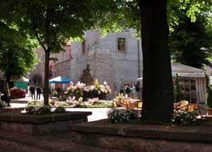 piazza della morte viterbo