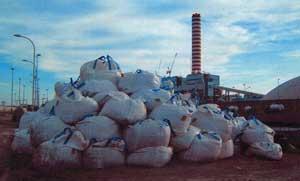 rifiuti carbone tvn centrale