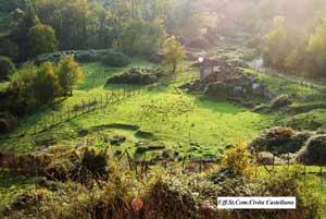 civita castellana archeologia tempio giunone