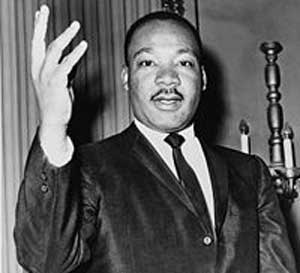 MARTIN LUTHER KING ''I HAVE A DREAM''..IO HO UN SOGNO