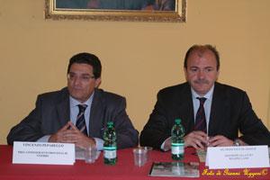 INTERVISTA  ALL'ASSESSORE REGIONALE ALLA PICCOLA E...