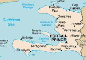 TERREMOTO HAITI, LE PRIME IMMAGINI DELLA CATASTROFE....