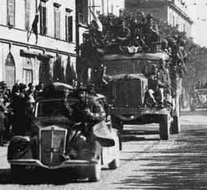 25 APRILE 1945  LIBERAZIONE DI MILANO