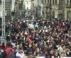 MIGLIAIA DI STUDENTI IN PIAZZA A VITERBO CONTRO LA...